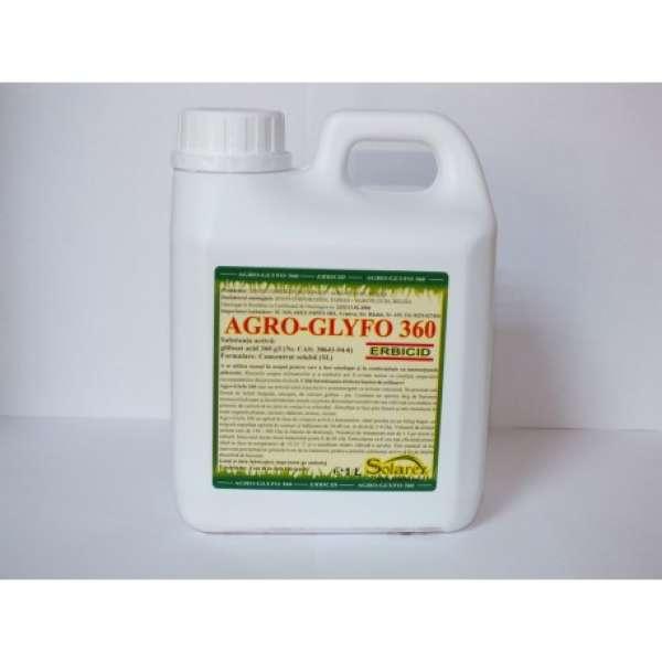 Erbicid AGRO-GLYPHO 360
