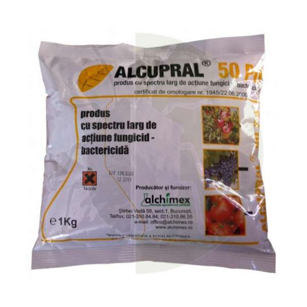 Fungicid Alcupral 50 PU  1kg