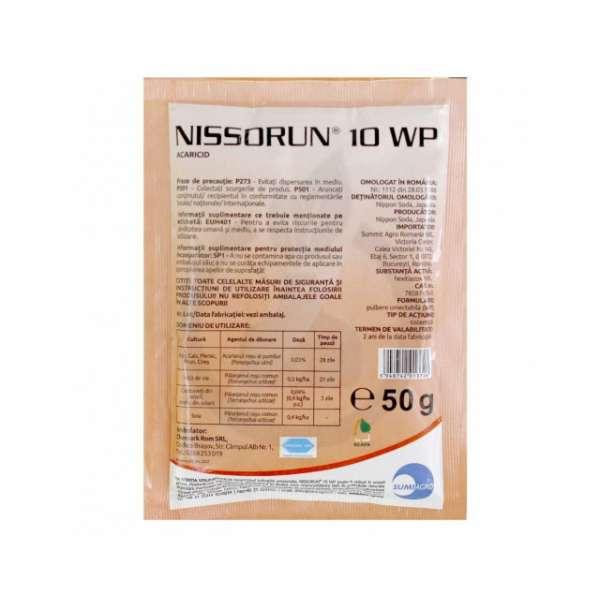Insecticid NISSORUN 10 WP