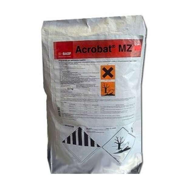 Fungicid Acrobat MZ 69 WG 10 kg