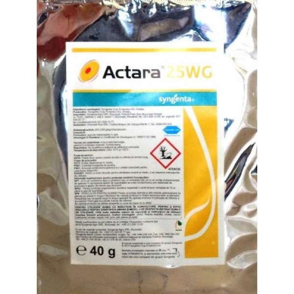 Insecticid ACTARA 25 WG  40 gr