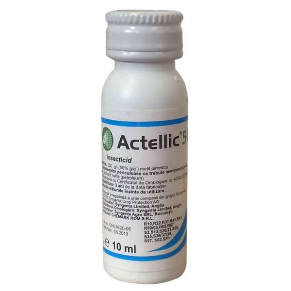 Insecticid ACTELIC 50 EC 10ML