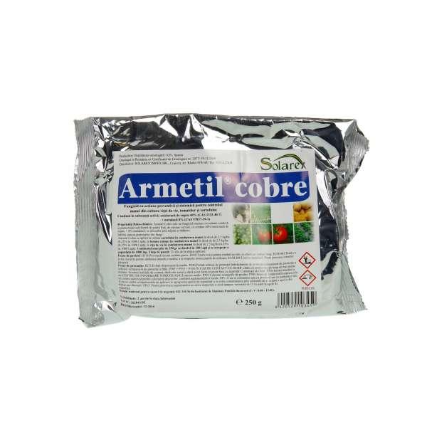 Fungicid Armetil cobre  250 gr