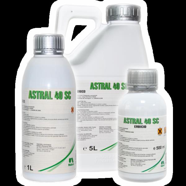 Erbicid ASTRAL 40 SC 1L