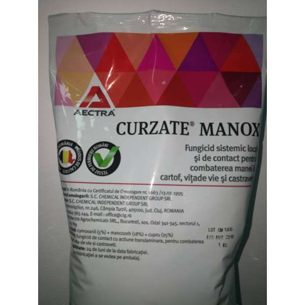 Fungicid Curzate mannox   20 kg