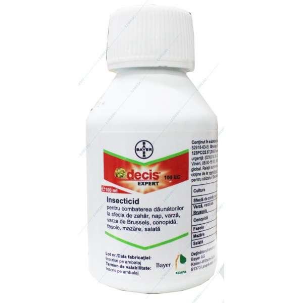 Insecticid DECIS EXPERT 100 EC 100 ML