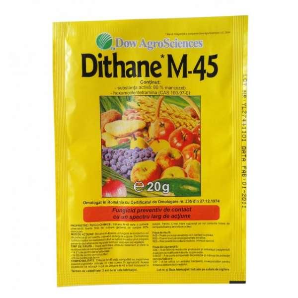 Fungicid Dithane M-45  20 gr