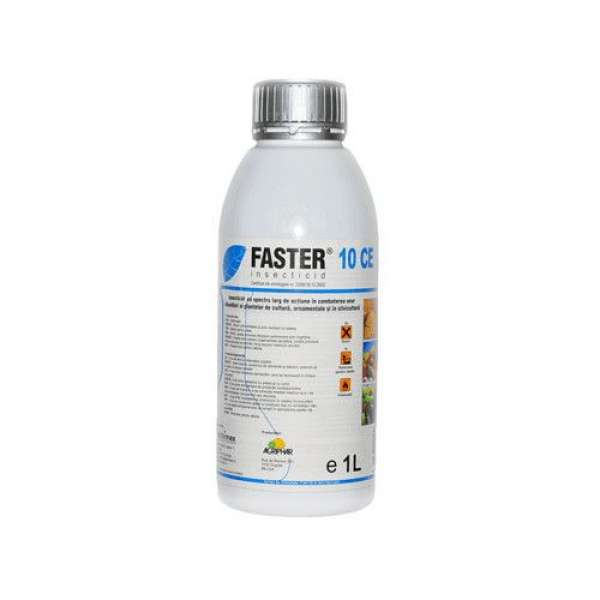 Insecticid FASTER 10 CE 1L