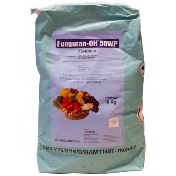 Fungicid Funguran 10 kg