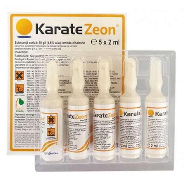 Insecticid KARATE ZEON  2ML