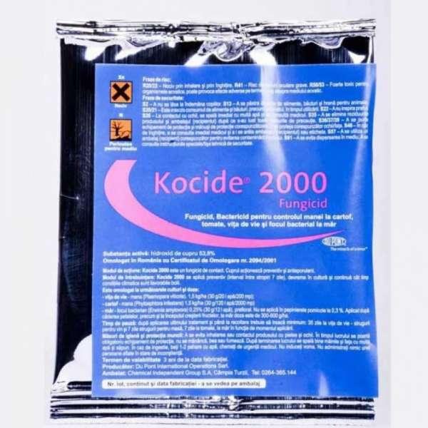 Fungicid Kocide 2000  25 gr