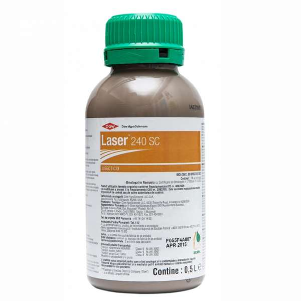 Insecticid LASER 240 SC 500 ML