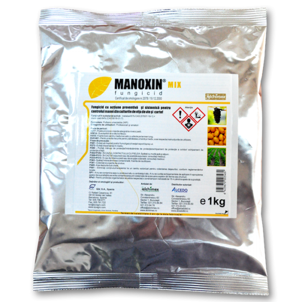 Fungicid Manoxin  MIX 250 GR