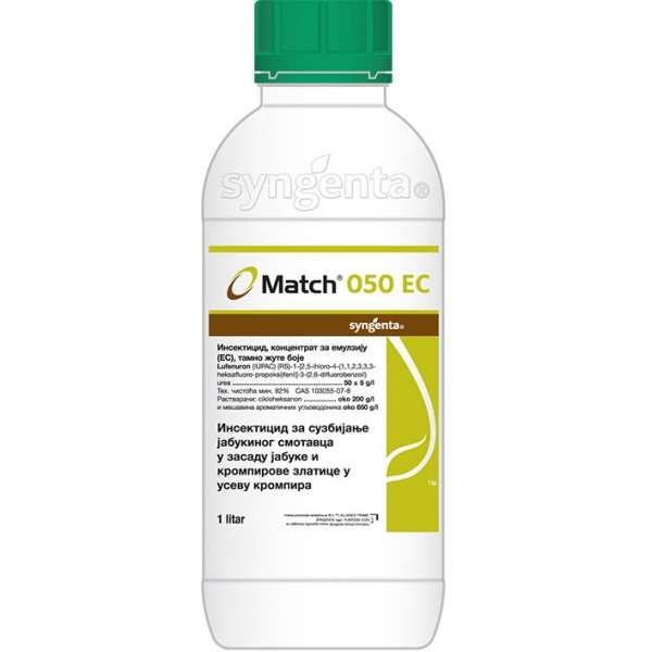 Insecticid MATCH 050EC 1L