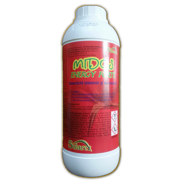 Insecticid MIDOS ENERGY FORTE 1L