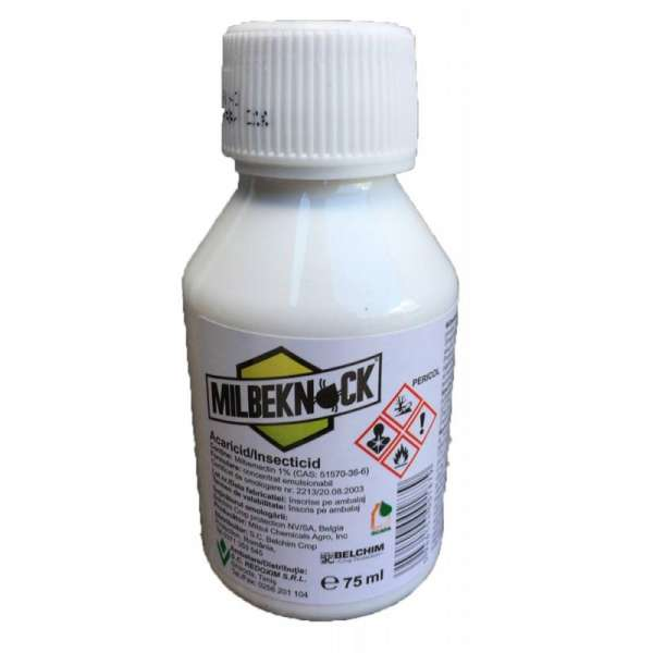 insecticid MILBECKNOCK EC 75 ml