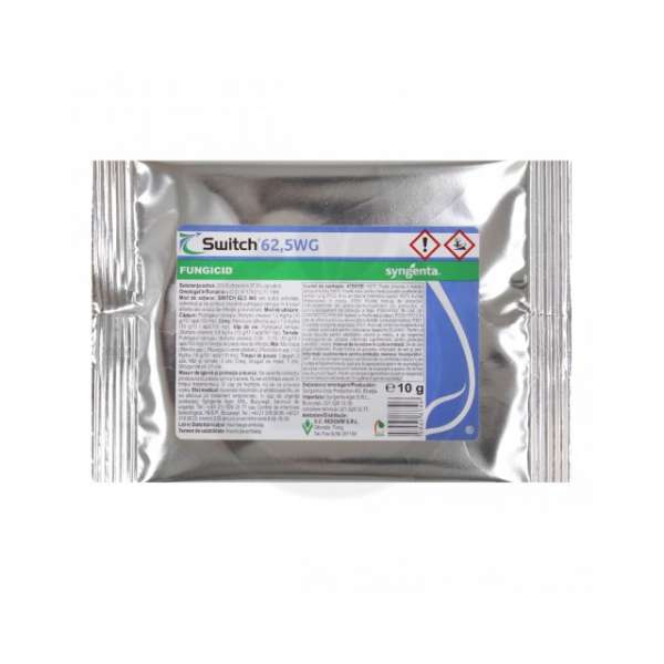 Fungicid Switch 62,5 WG 100 GR
