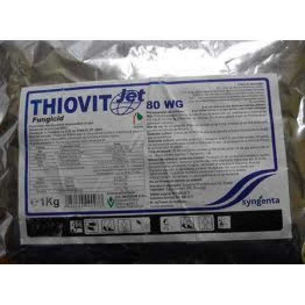 Fungicid Thiovit jet 80 WG 20 KG