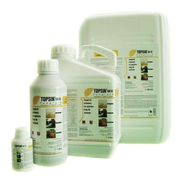 Fungicid Topsin 500 sc