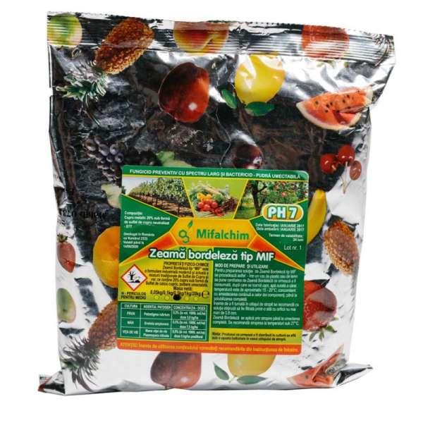 Fungicid Zeama bordeleza  500 gr