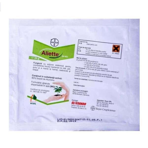 Fungicid Aliette 80 WG  20 GR