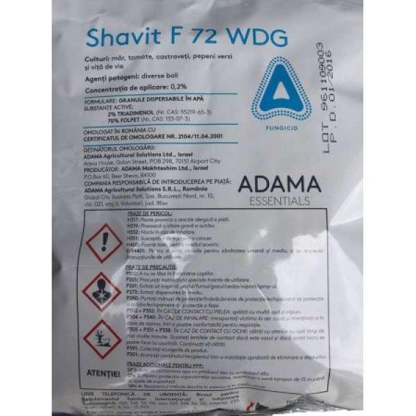 Fungicid Shavit F 72 WDG