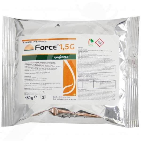 Insecticid FORCE 1,5G 150 GR